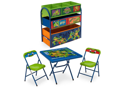Teenage Mutant Ninja Turtles Playroom Solution