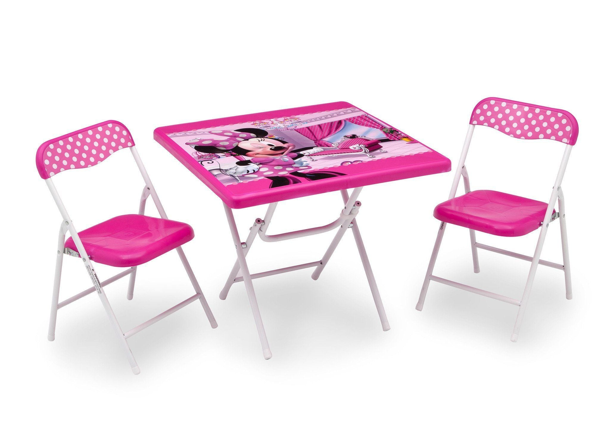 Minnie Mouse Playroom Solution