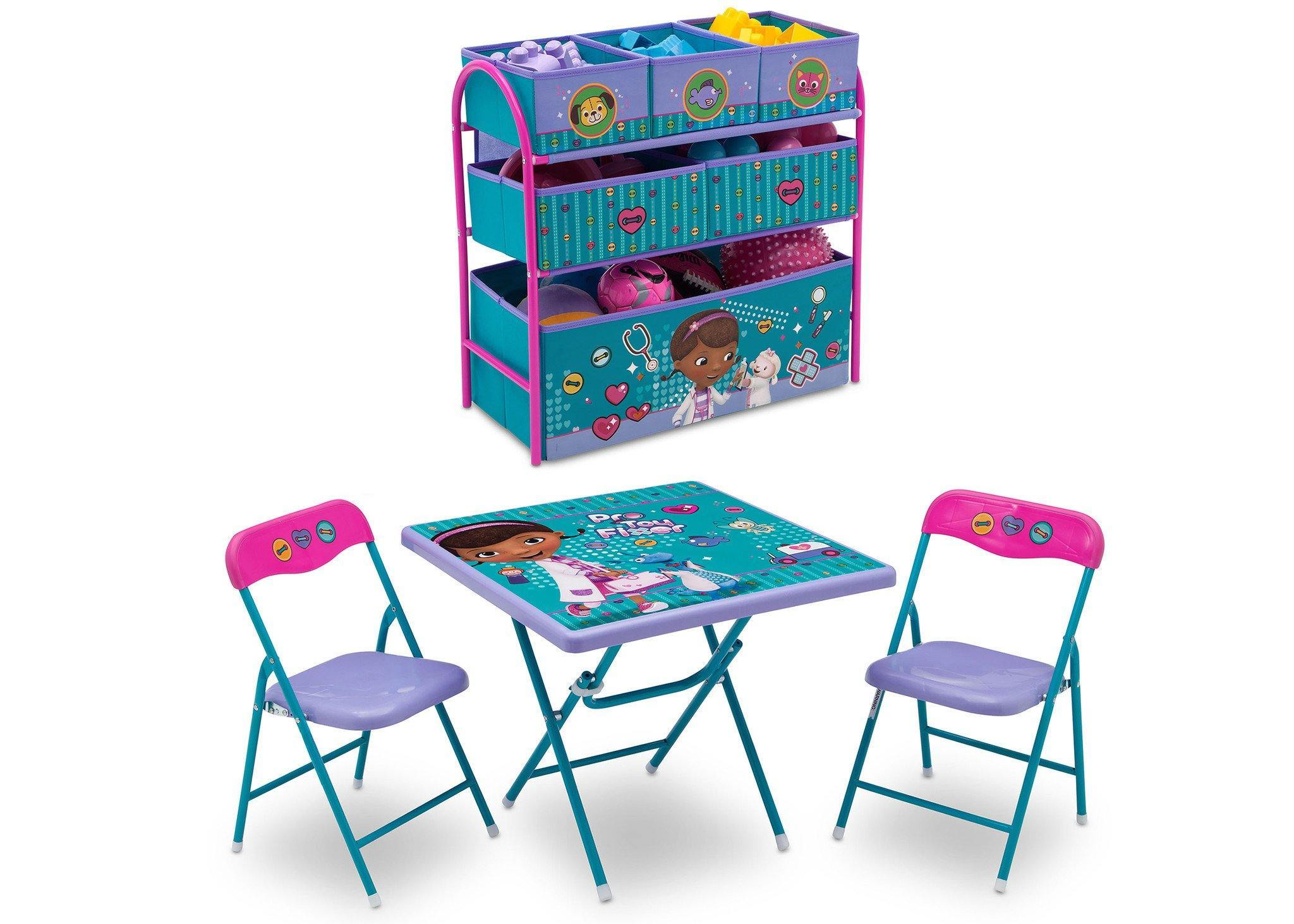Delta Children Doc McStuffins Playroom Solution Style 1, Collection View a1a