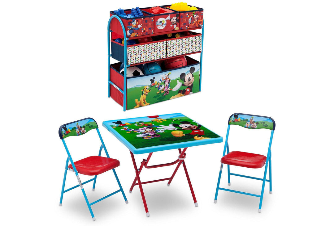 Delta Children Mickey Mouse Playroom Solution Style 1, Collection View a1a