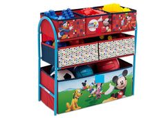 Delta Children Mickey Mouse Playroom Solution Style 1, Toy Organizer View a3a