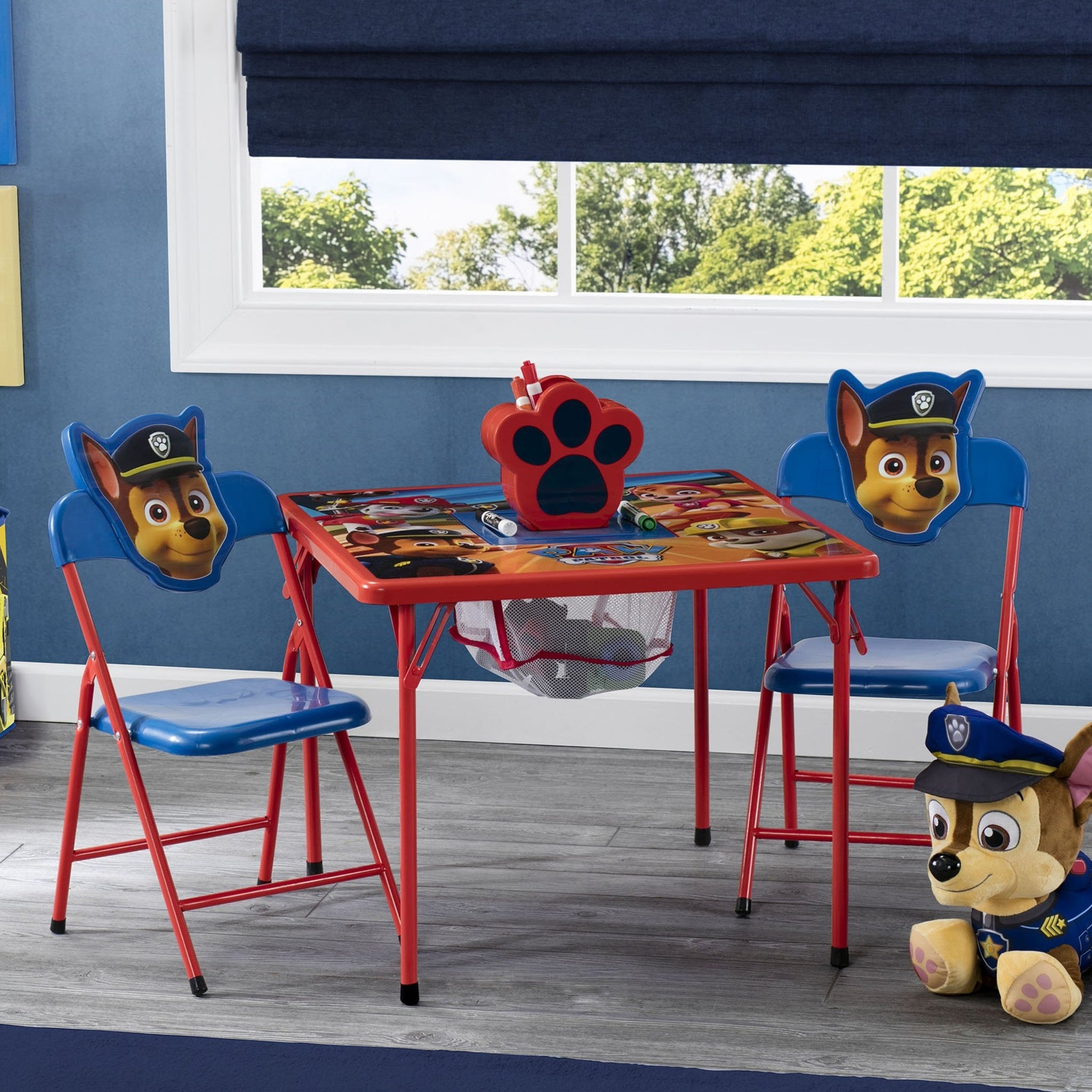 Delta Children Paw Patrol (1121) 4 Piece Kids Furniture Set 99513PW, Hangtag, a1a