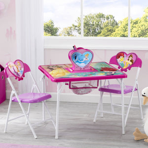 Delta Children (1034) Princess 4-Piece Kids Furniture Set (99514PS), Hangtag, a1a