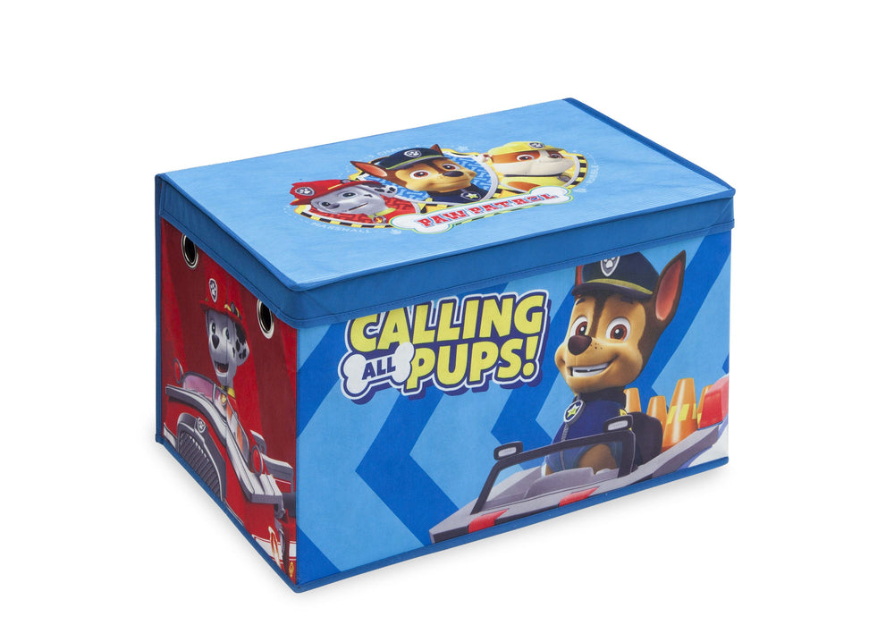 Paw Patrol Kids Toy Organizer Bin Children S Storage Box: PAW Patrol 4-Piece Kids Furniture Set