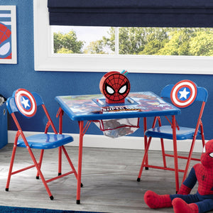 Delta Children Avengers (1159) 4-Piece Kids Furniture Set 99531AV, Hangtag, a1a