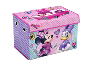 Disney Minnie Mouse (1064) 4-Piece Kids Furniture Set (99533MN), Toy Box, a4a