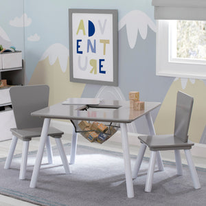 4-Piece Toddler Playroom Set
