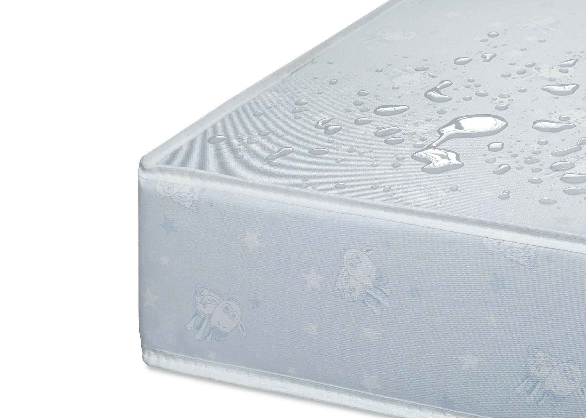 Nightstar™ Glow Crib & Toddler Mattress No Color (NO)