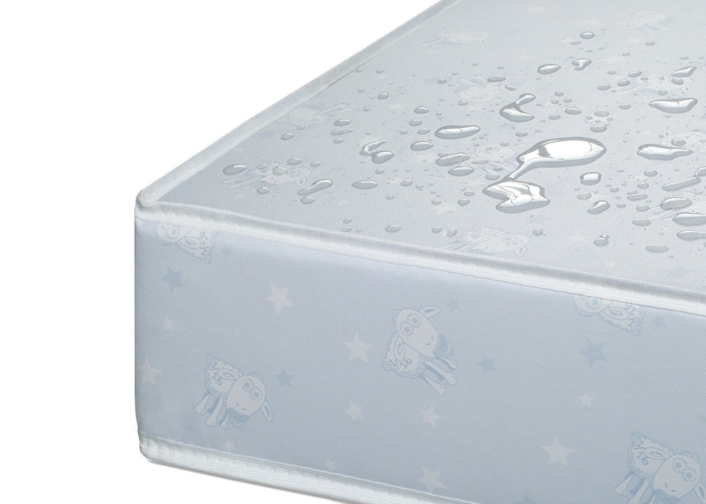Serta Tranquility Comfort Crib & Toddler Mattress Detail a4a