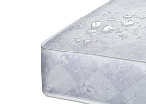 "Serta Tranquilityâ""¢ Super Firm Crib & Toddler Mattress Detail a4a No Color (NO)"