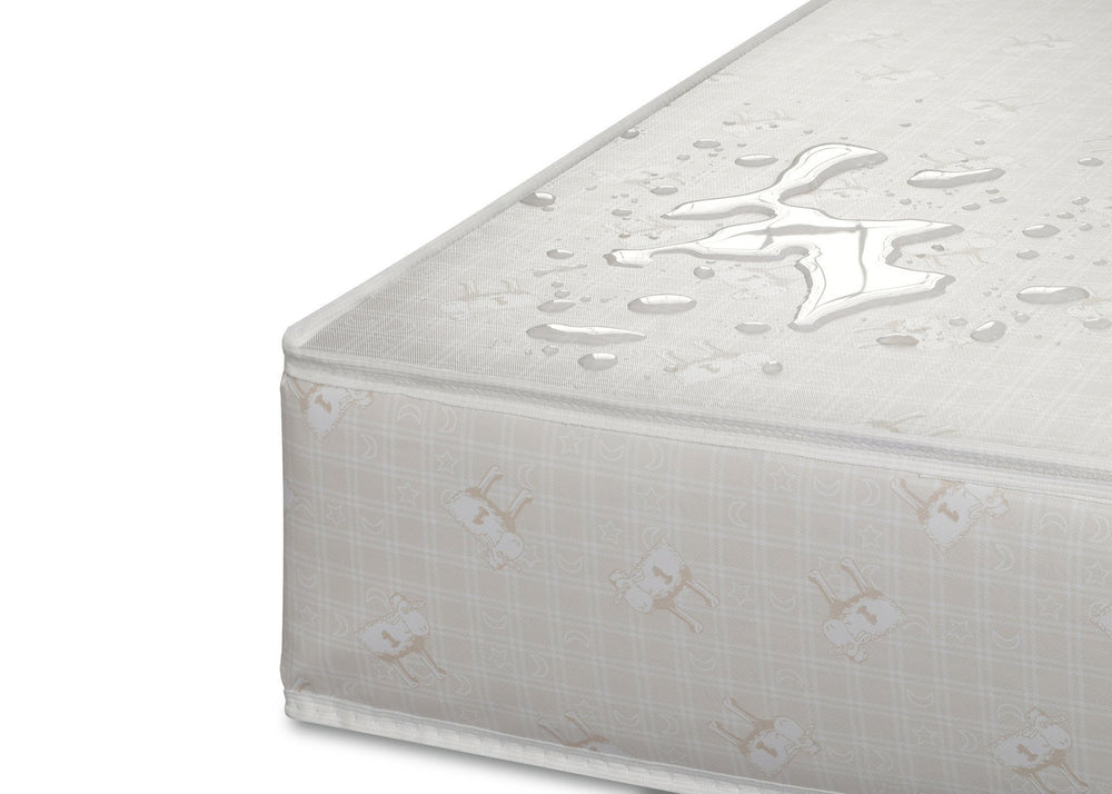 Serta Perfect Day Deluxe Firm Crib Amp Toddler Mattress