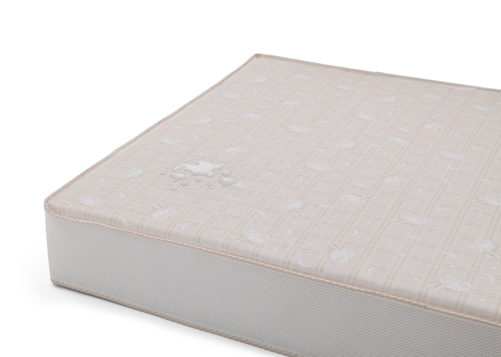 Serta Perfect Sleeper® Pirouette Crib and Toddler Mattress Drop View a4a No Color (NO)