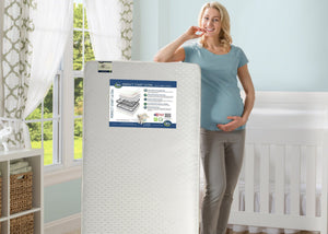 Serta Perfect Start Ultra Crib & Toddler Mattress, Lifestyle View, a1a No Color (NO)