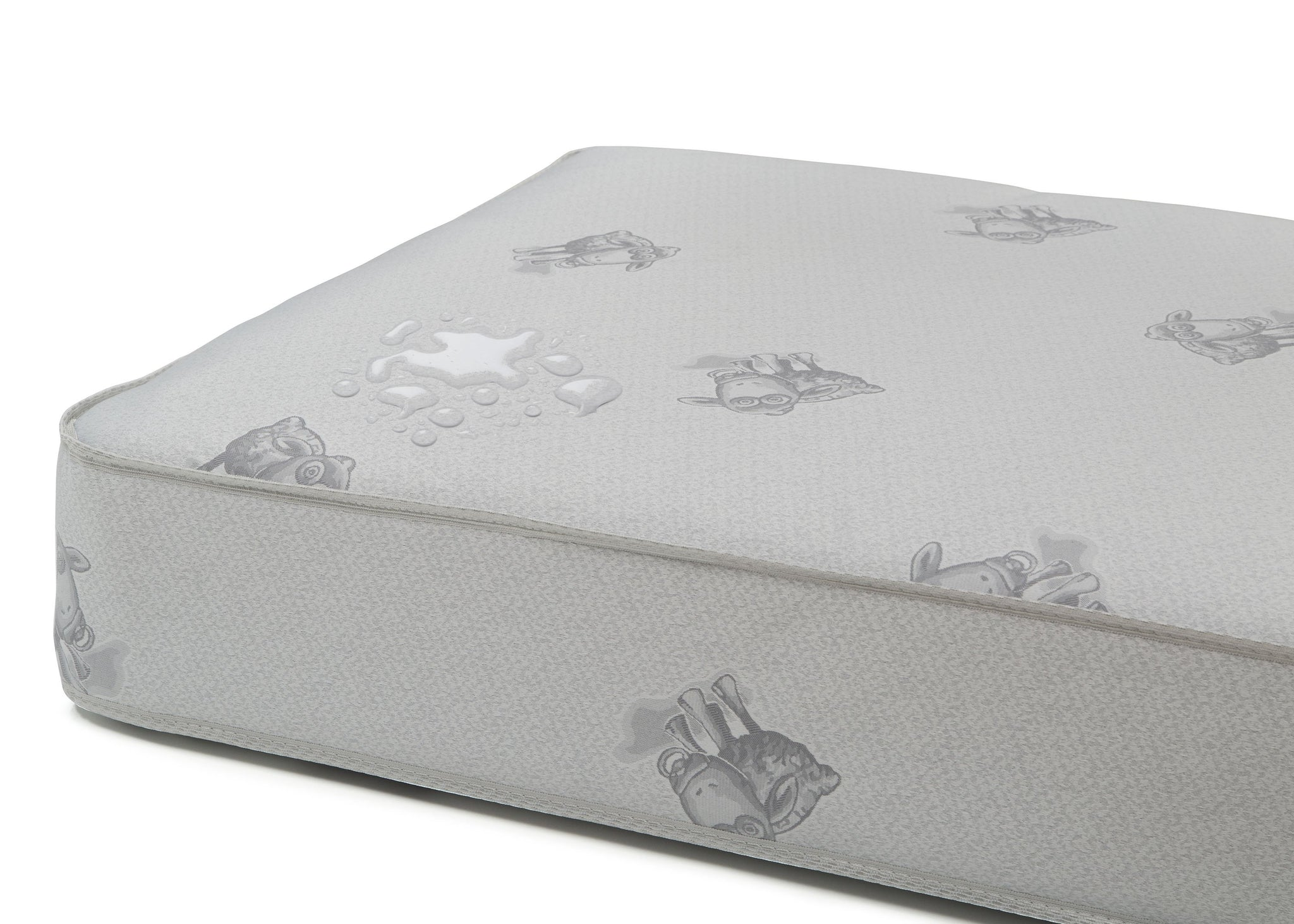 Serta Perfect Sleeper® Comfort Deluxe Crib and Toddler Mattress (A46115-1045), a4a No Color (NO)