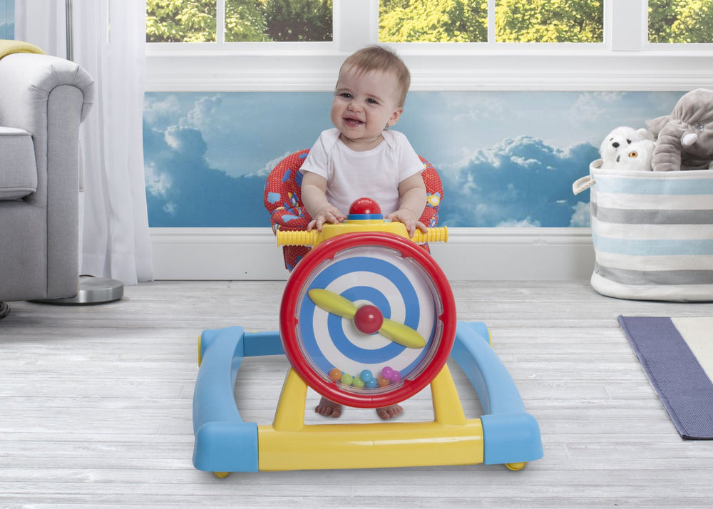 3-in-1 Activity Lil' Airplane Walker