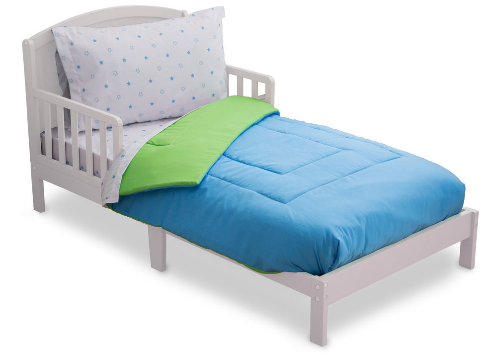 Boys 4-Piece Toddler Bedding Set