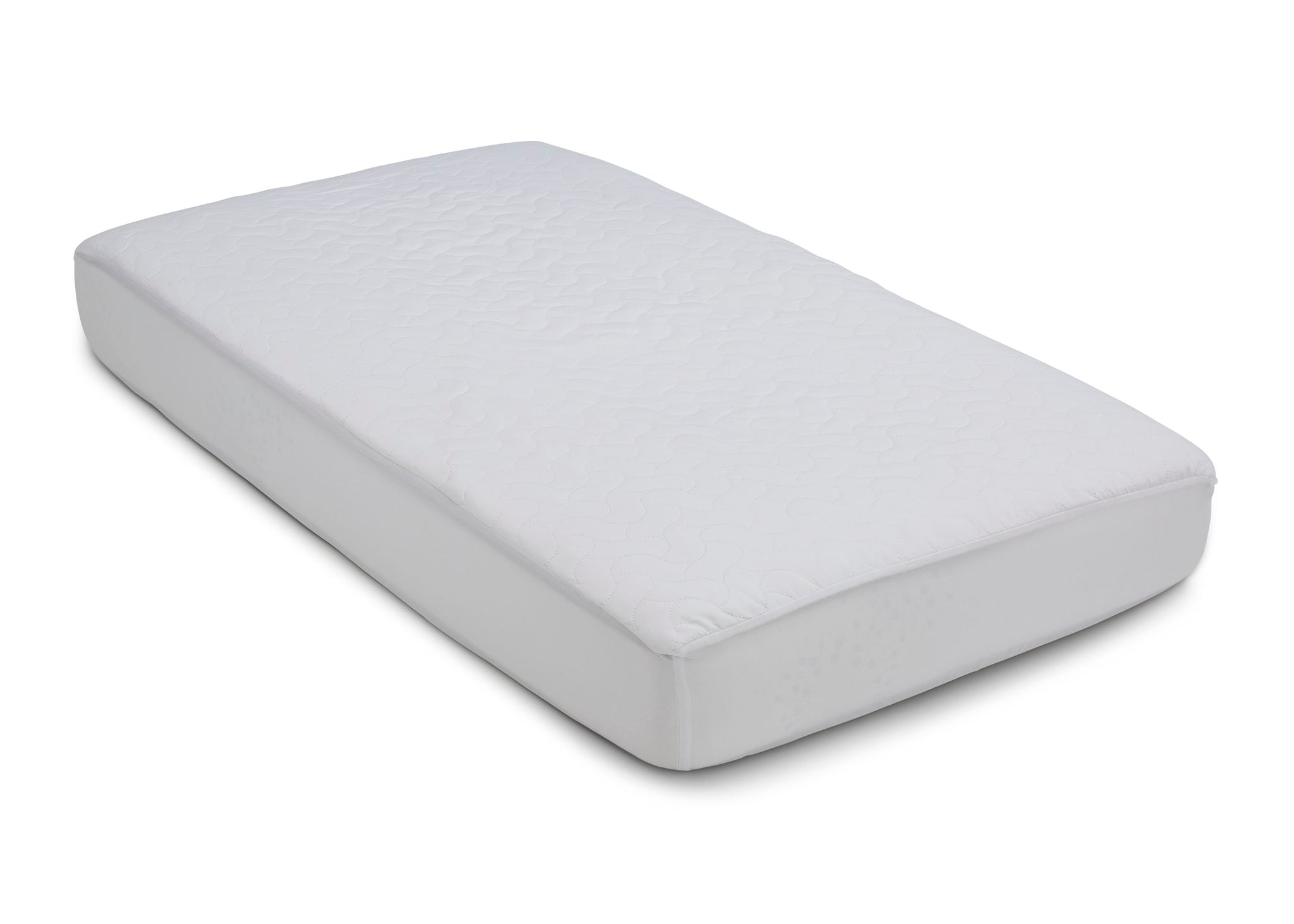 Beautyrest KIDS Fitted Crib Mattress Pad Full View No Color (NO)