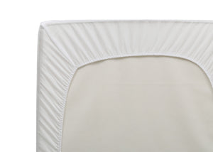 Beautyrest KIDS Fitted Crib Mattress Protector Corner View a3a No Color (NO)