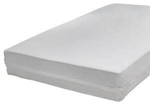 Beautyrest KIDS Zippered Crib Mattress Encased Protector Full View a2a No Color (NO)