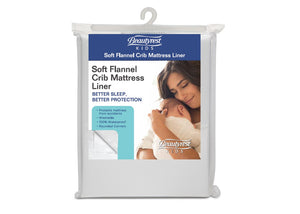 Beautyrest KIDS Soft Flannel Mattress Protection Pad Liner Packaged View a1a No Color (NO)