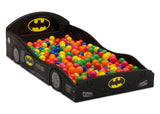 Batman Batmobile Plastic Sleep and Play Toddler Bed