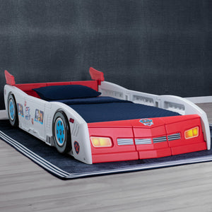 PAW Patroller Toddler and Twin Car Bed