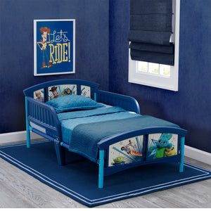 Toy Story 4 Plastic Toddler Bed