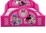 Minnie Mouse Plastic Sleep and Play Toddler Bed