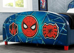 Delta Children Spider-Man Twin Bed, Lifestyle Footboard View