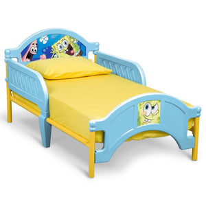 SpongeBob Plastic Toddler Bed