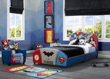 Delta Children Justice League (1215) Soft Area Rug with Non-Slip Backing (TR80057JL), Hangtag, a1a