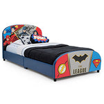 Justice League Twin Bed