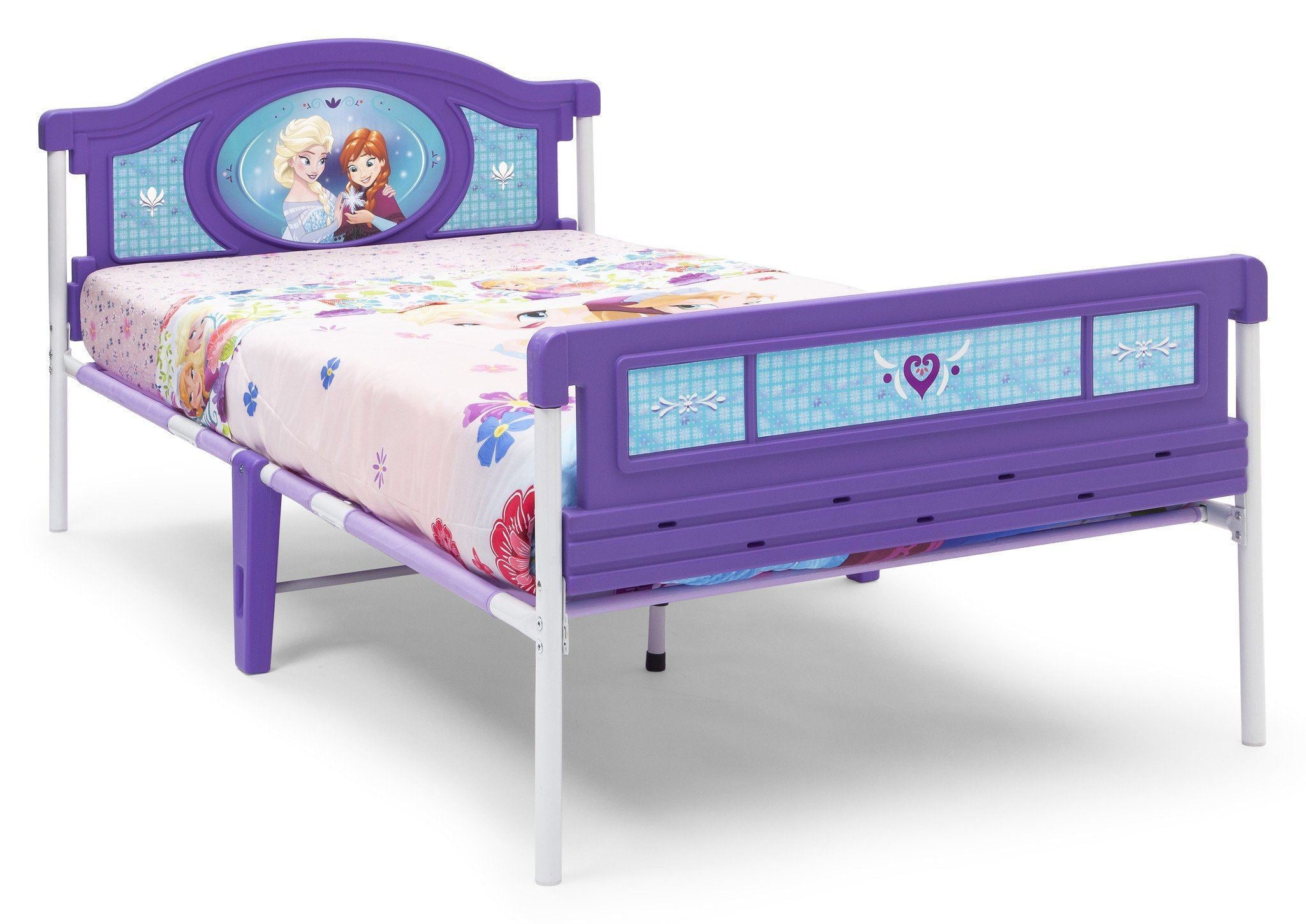 Delta Children Frozen Twin Bed, Right View a1a