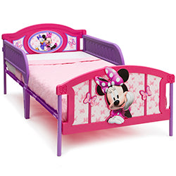 Minnie Mouse Twin Bed