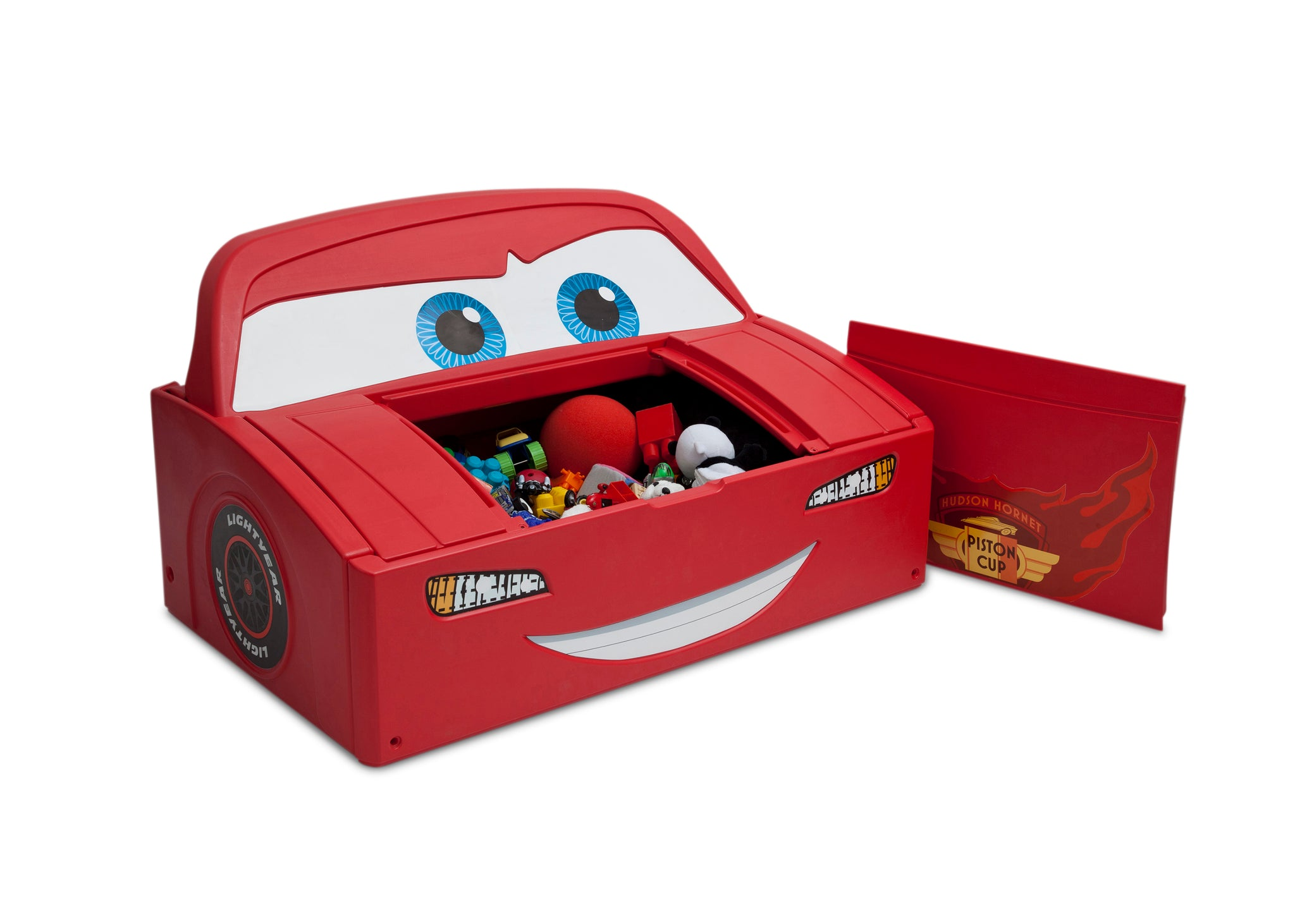 Cars (1008) Toy Box View