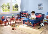 Delta Children Cars Table and Chair Set Toykeep Room View a0a
