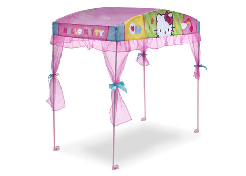 Hello Kitty Canopy for Toddler Bed