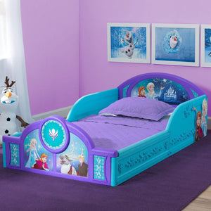 Frozen Deluxe Toddler Bed