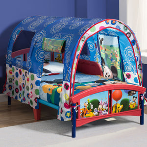 Mickey Mouse Toddler Tent Bed