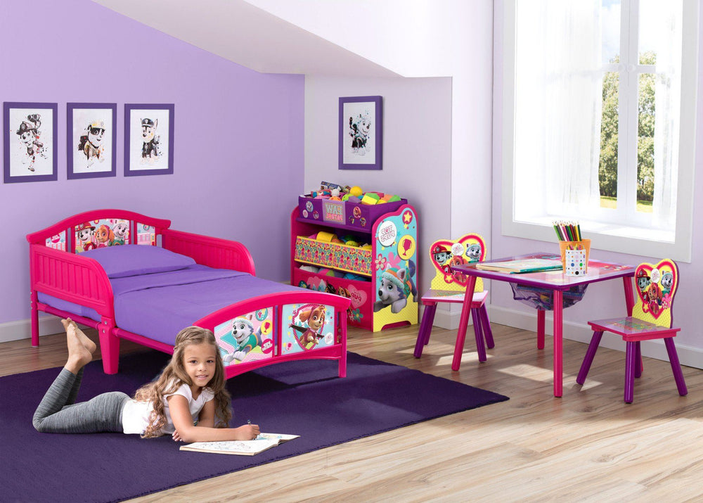 PAW Patrol, Skye & Everest Toddler Room a0a