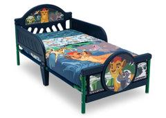 Delta Children The Lion Guard 3D Toddler Bed Right View a2a