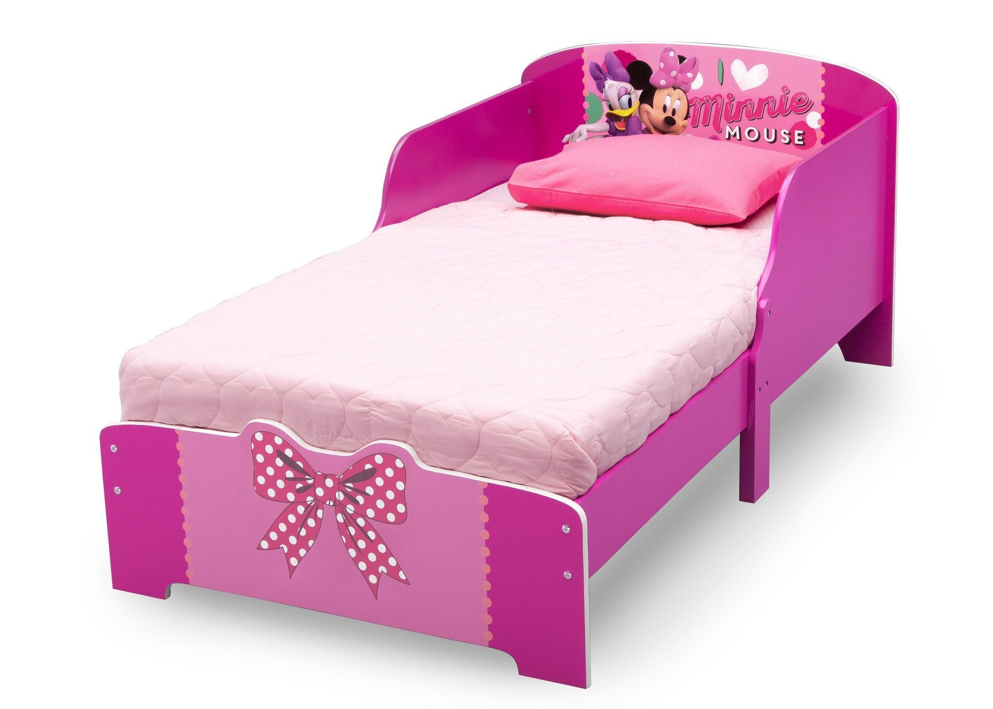 Minnie Mouse Wood Toddler Bed – Delta Children