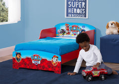 Delta Children PAW Patrol Toddler Bed, Room a1a