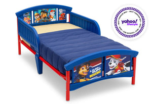 Delta Children PAW Patrol Paw Patrol (1121) Plastic Toddler Bed Right View a3a