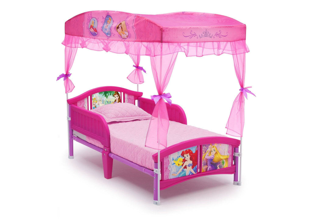 Princess Toddler Canopy Bed
