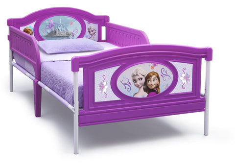 Frozen Deluxe Plastic Twin Bed