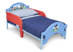 Delta Children Mickey Mouse Toddler Bed Right Side View a1a