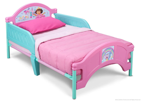 Dora Plastic Toddler Bed
