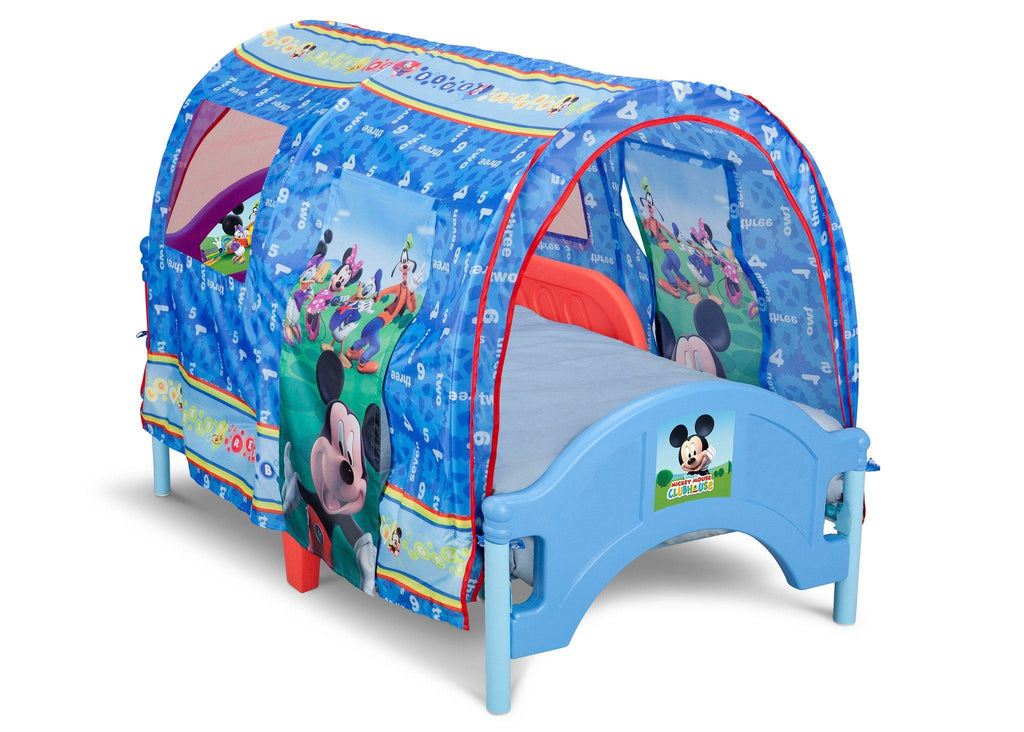 Disney Mickey Mouse Toddler Tent Bed | Delta Children