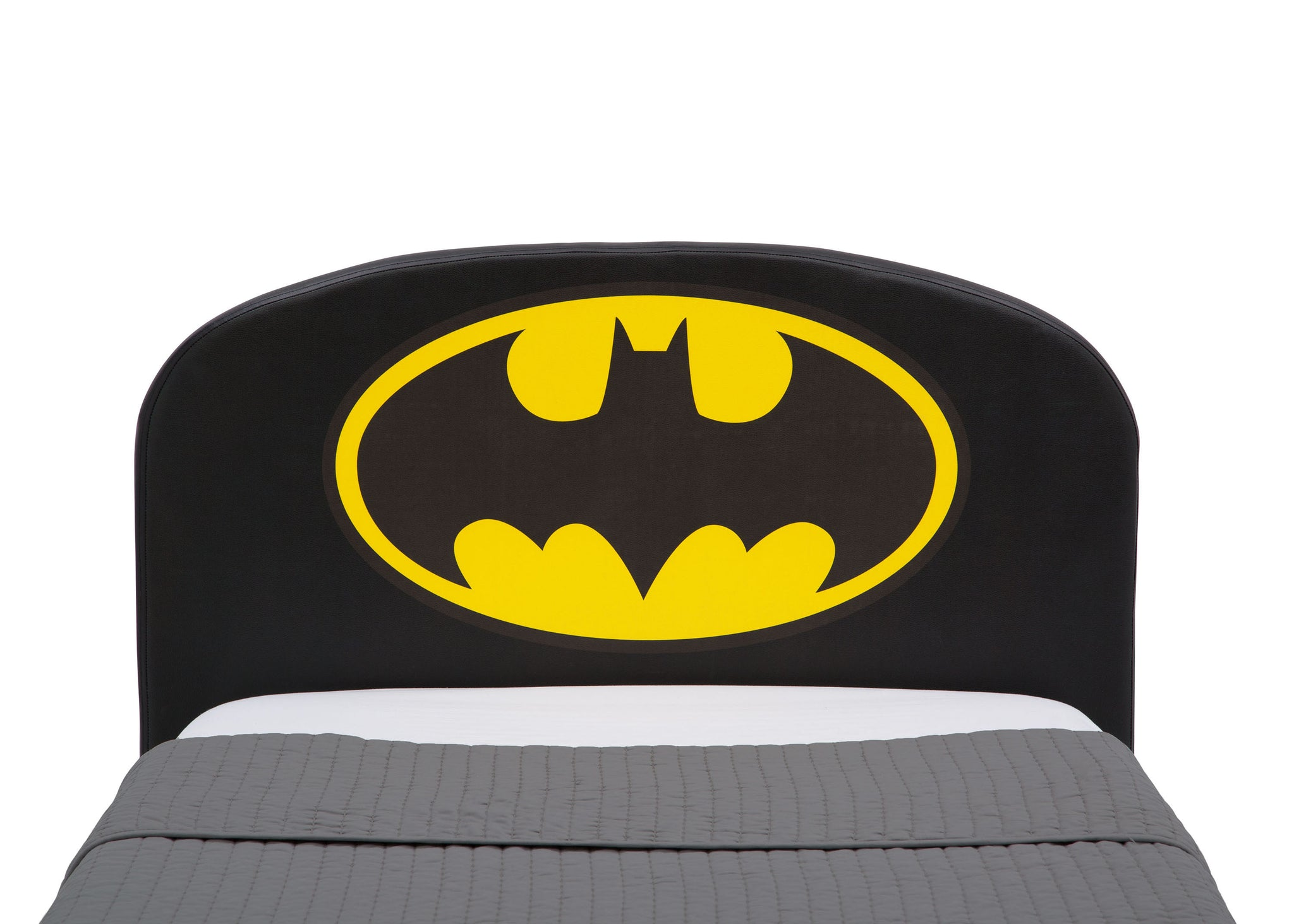Delta Children Batman Upholstered Twin Bed Batman (1200), Headboard
